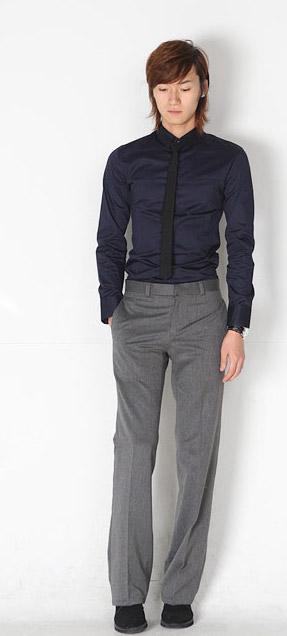 Tư vấn thời trang nam: Thấp, bé mặc gì?, Thời trang, nhà thiết kế, tư vấn, tư vấn thời trang, tư vấn ăn mặc, thấp mặc gì, thấp, bé, vai rộng, vai rộng mặc gì