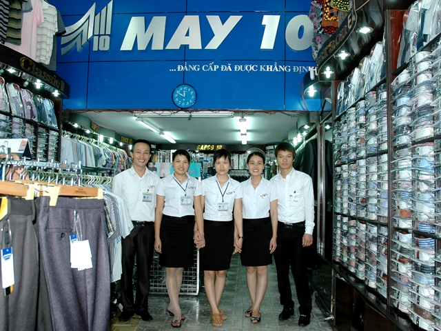 Thiên Quang - Nhà phân phối may mặc hàng đầu Việt Nam